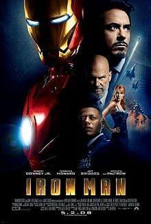 Image of Iron Man Poster