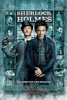Image of Sherlock Holmes Poster