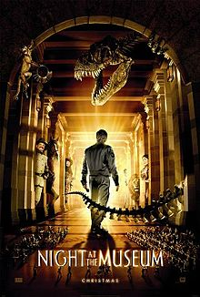 Image of Night at the Museum Poster