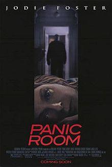 Image of Panic Room Poster