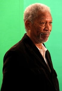 Morgan Freeman by Ed Campion