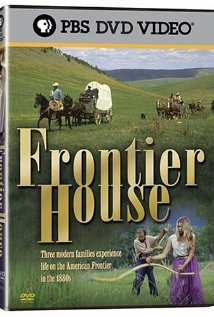 Frontier House Cover