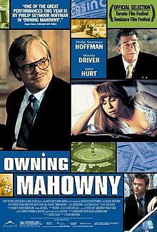 Owning Mahowny Poster