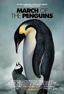 Image of March of the Penguins Poster