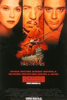 Image of Richard III Poster