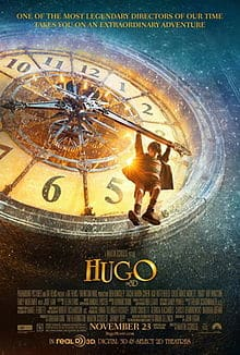 Image of Poster for Hugo