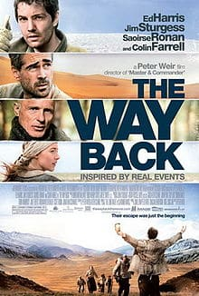 Image of Poster From The Way Back
