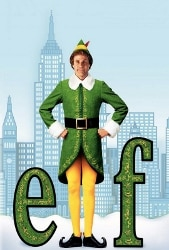 Elf Movie Poster (169x250)