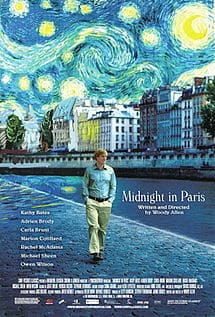 Image of Midnight in Paris Poster