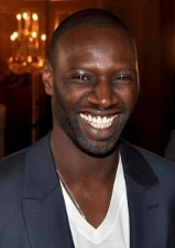 Omar Sy by Georges Biard