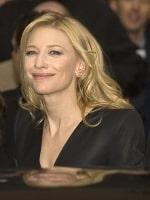 Cate Blanchett by Thore Siebrands