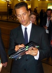 Matthew McConaughey by GabboT
