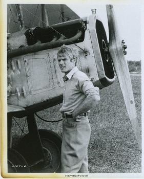 Robert Redford in 1975