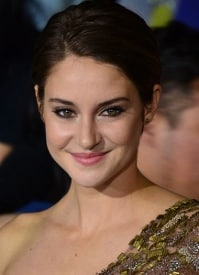 Shailene Woodley by Mingle Media TV
