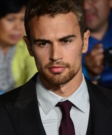 Theo James by Mingle Media TV