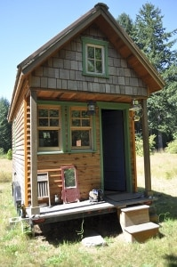 Tiny House in Portland by Tammy