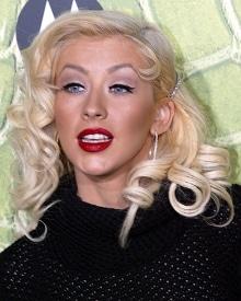 Christina Aguilera by Rafael Amado