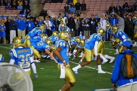 UCLA Bruins by Eric Chan