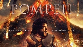 Pompeii Movie Poster (275x155)