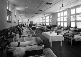 Hospital Ward PD
