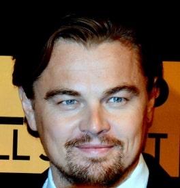 Leonardo Di Caprio by Georges Biard