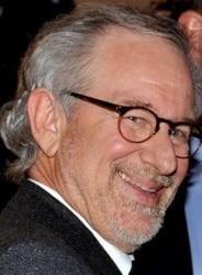 Steven Spielberg by Georges Biard