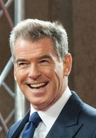 Pierce Brosnan by Sebaso