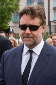 Russell Crowe by Danrok