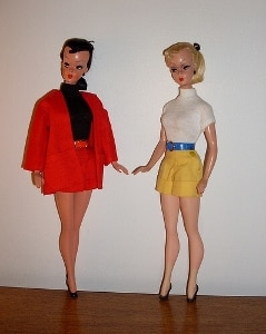 Vintage Fashion Dolls by GeekChickLoLo