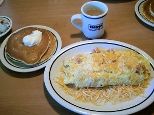 IHOP breakfast by Jim G