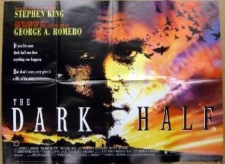 The Dark Half Poster
