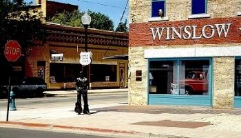 Winslow Arizona Corner PD