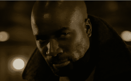 Luke Cage from Season 1 of the Netflix show