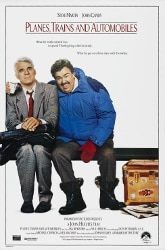 Planes, Trains and Automobiles poster