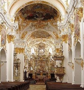 Old Chapel, Regensburg PD