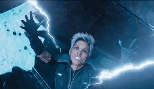 Halle Berry as Storm in X-Men: Days of Future Passed