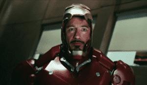 Robert Downey, Jr. as Iron Man