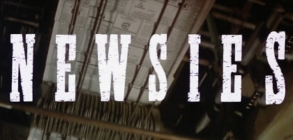 Newsies featured image