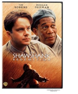 Shawshank Redemption movie poster