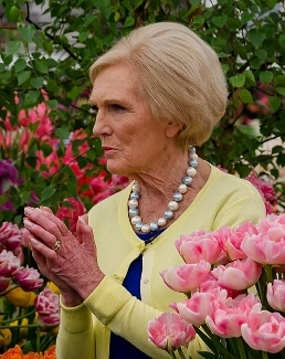 Mary Berry by Stephen Reed