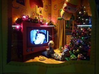 macy's holiday window PD