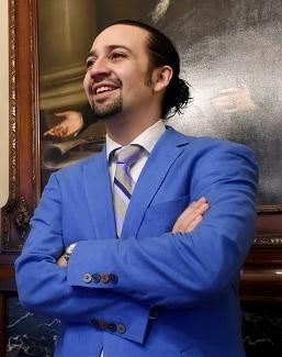 Lin-Manuel Miranda PD