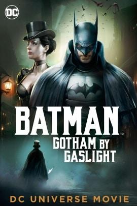 Batman: Gotham by Gaslight Cover