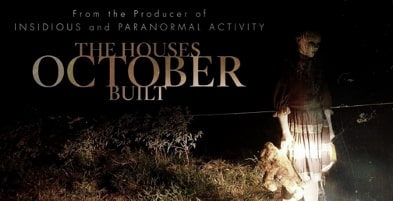 houses october built poster