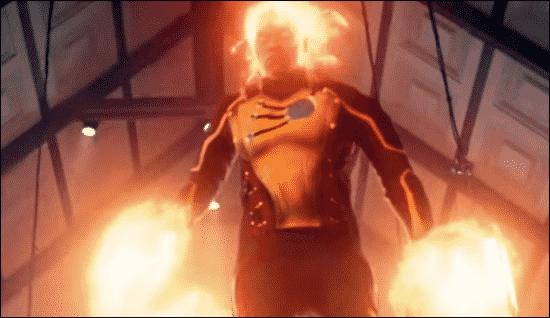 Burn, Baby, Burn: The Top 5 Fiery Superheroes   Movie Rewind