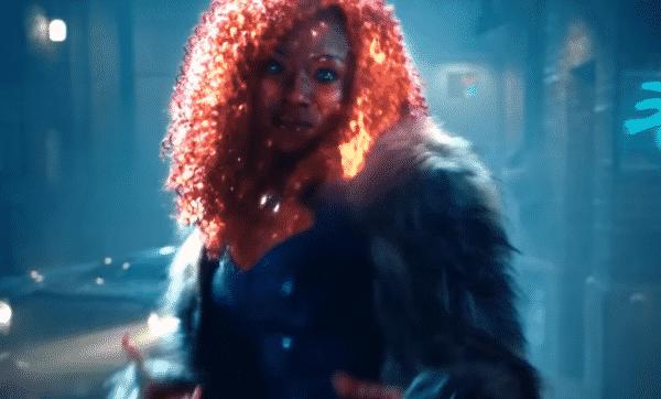 Starfire (Anna Diop) in DC's Titans