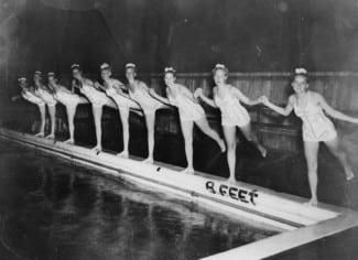 Water Ballet Australia PD