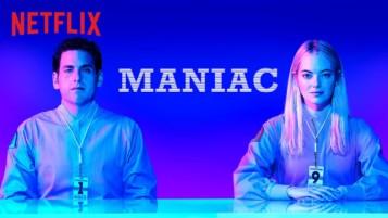 maniac poster netflix