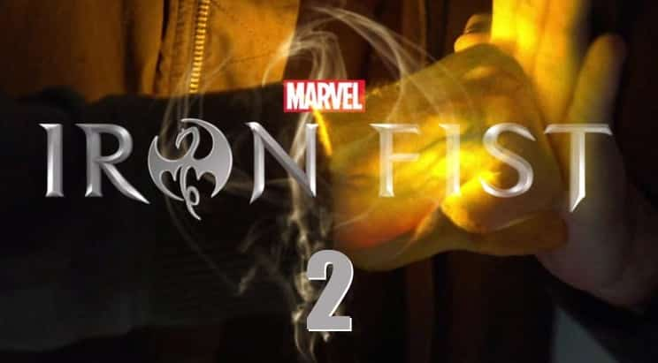 iron fist season 2 poster