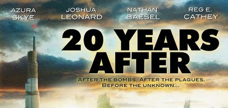 20 years after